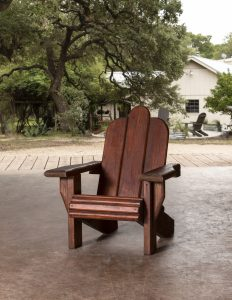"""Adirondack Youth """"Lily"""" Chair"""